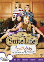 The Suite Life of Zack & Cody - Lip Synchin' in the Rain