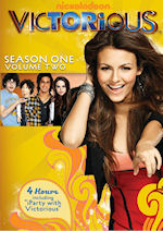 Victorious - Season One, Volume Two