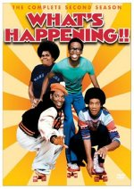 What's Happening!! - The Complete Second Season