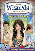 Wizards of Waverly Place - Supernaturally Stylin'