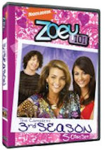 Zoey 101 - The Complete Third Season