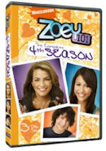 Zoey 101 - The Complete Fourth Season