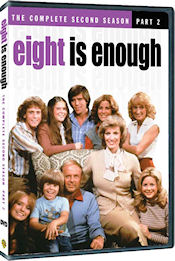 Eight is Enough - The Complete Second Season