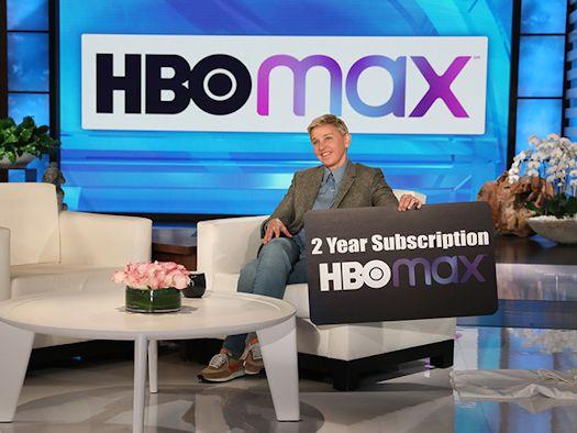 Ellen DeGeneres - HBO Max