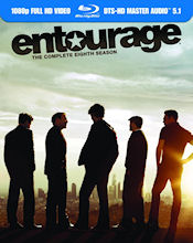Entourage - The Complete Eight Season (Blu-ray Disc)
