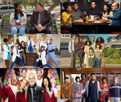 Fall 2019 New Sitcoms