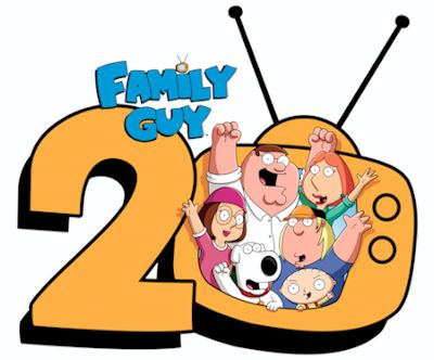 Family Guy 20th Anniversary Marathon