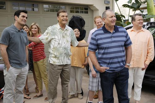 Modern Family - Fred Willard