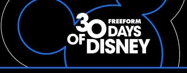 Freeform 30 Days of Disney