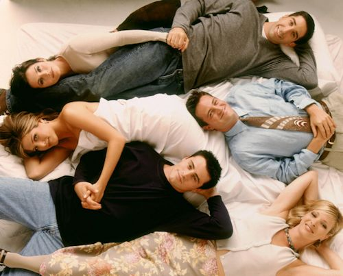 Friends 20th Anniversary Marathon on TBS