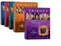 Friends on DVD