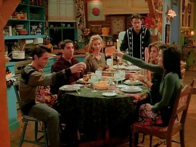 Friends - Thanksgiving