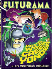 Futurama: Into the Wild Green Yonder movies in France