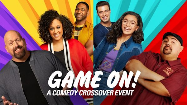 Game On: A Comedy Crossover Event!