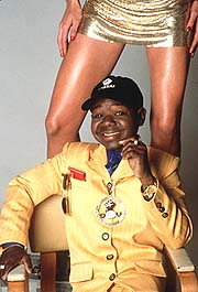 Gary Coleman (late 1999)