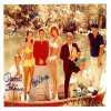Gilligan's Island autographed cast photo
