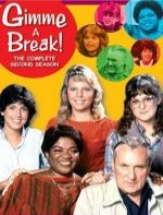 Gimme a Break! - The Complete Second Season (Canadian Release) on DVD