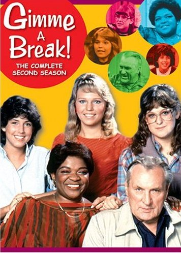 Gimme a Break! - The Complete Second Season (Canadian Release