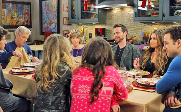 By Meets World Holiday Reunion on Girl Meets World