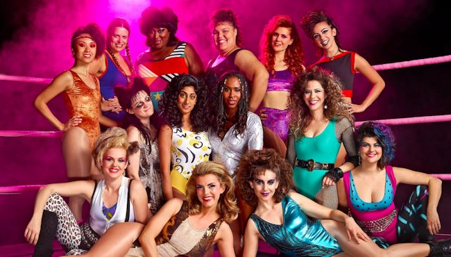 SitcomsOnline com News Blog: GLOW Renewed for Season 3 by Netflix