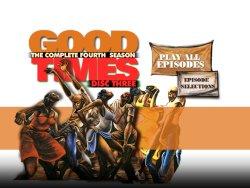 Good Times Season 4 DVD Menu
