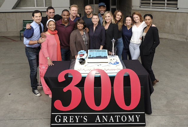 Grey's Anatomy 300 Episodes