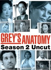 Grey's Anatomy - The Complete Second Season Uncut
