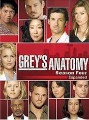 Grey's Anatomy - The Complete Fourth Season