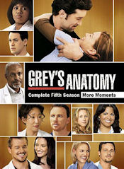 Grey's Anatomy - The Complete Fifth Season - More Moments