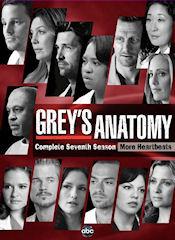 Grey's Anatomy - The Complete Seven Season