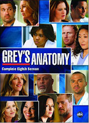 Grey's Anatomy - The Complete Eighth Season