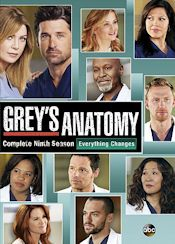 Grey's Antomy - The Complete Ninth Season