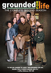 Grounded for Life - The Complete Second Season (Mill Creek)