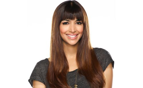 Hannah Simone: Kicking & Screaming