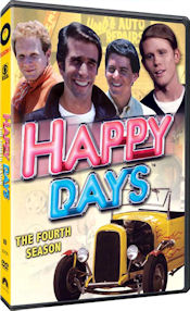 Happy Days - The Fourth Season