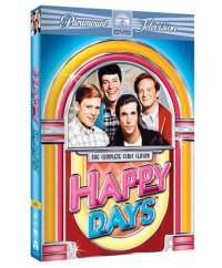 Happy Days - The Complete First Season on DVD