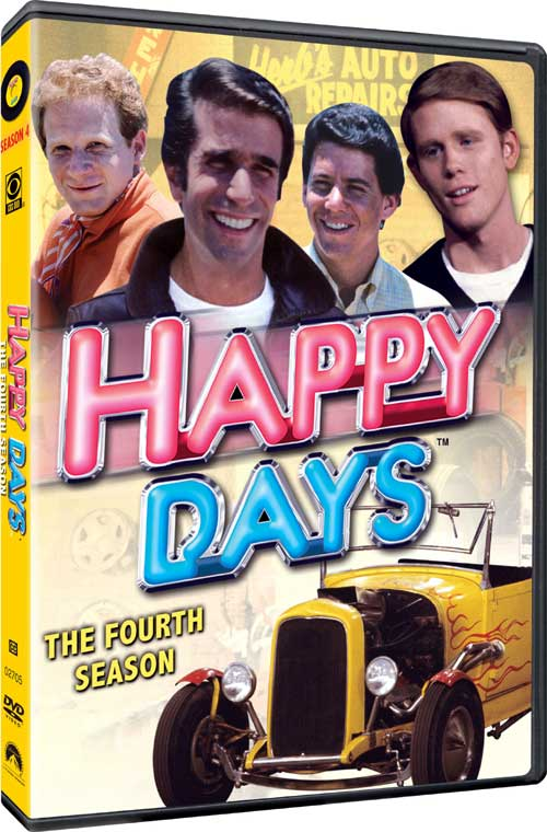 Happy Days - The Fourth Season DVD