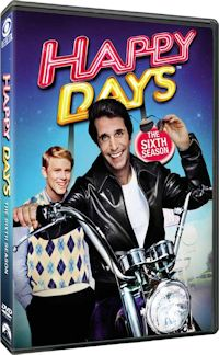 Happy Days - The Sixth Season
