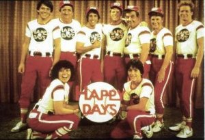 Happy Days Softball Team