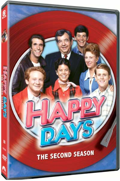 Happy Days - The Complete Second Season