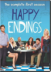 Happy Endings - The Complete First Season