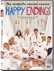 Happy Endings - The Complete Second Season