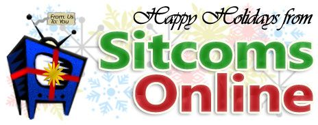 Happy Holidays from Sitcoms Online