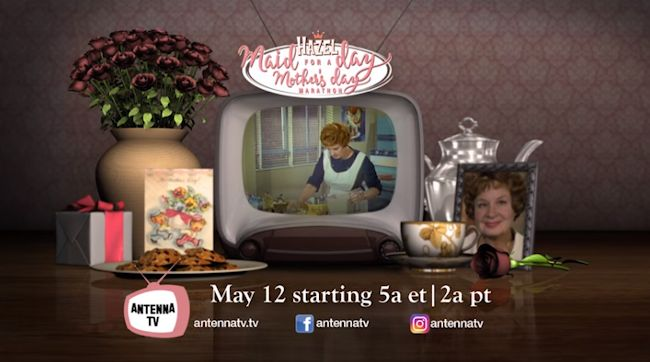 Hazel - Maid for a Day Mother's Day Marathon