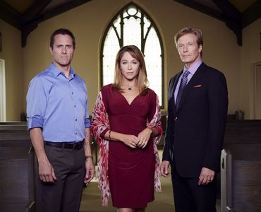 Rob Estes, Jack Wagner and Jamie Luner