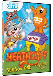 Heathcliff - Season 1, Volume 2