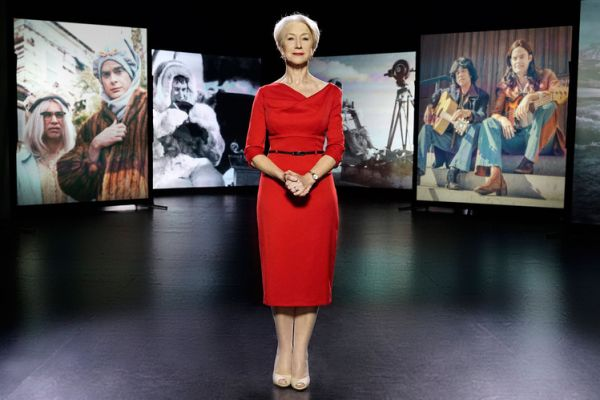 Helen Mirren - Documentary Now
