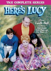 Here's Lucy - The Complete Series