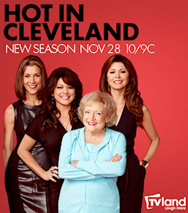 Hot in Cleveland Sets Live Episode for June 19, 2013; TV Land Schedule