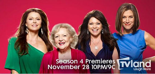 Hot in Cleveland - Season Four